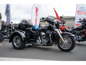 Россия. Санкт-Петербург. Мотофестиваль St. Petersburg Harley Days